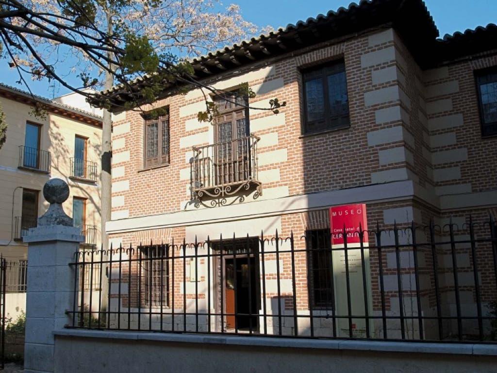 El Museo Casa Natal de Cervantes en Alcalá aumenta sus visitas