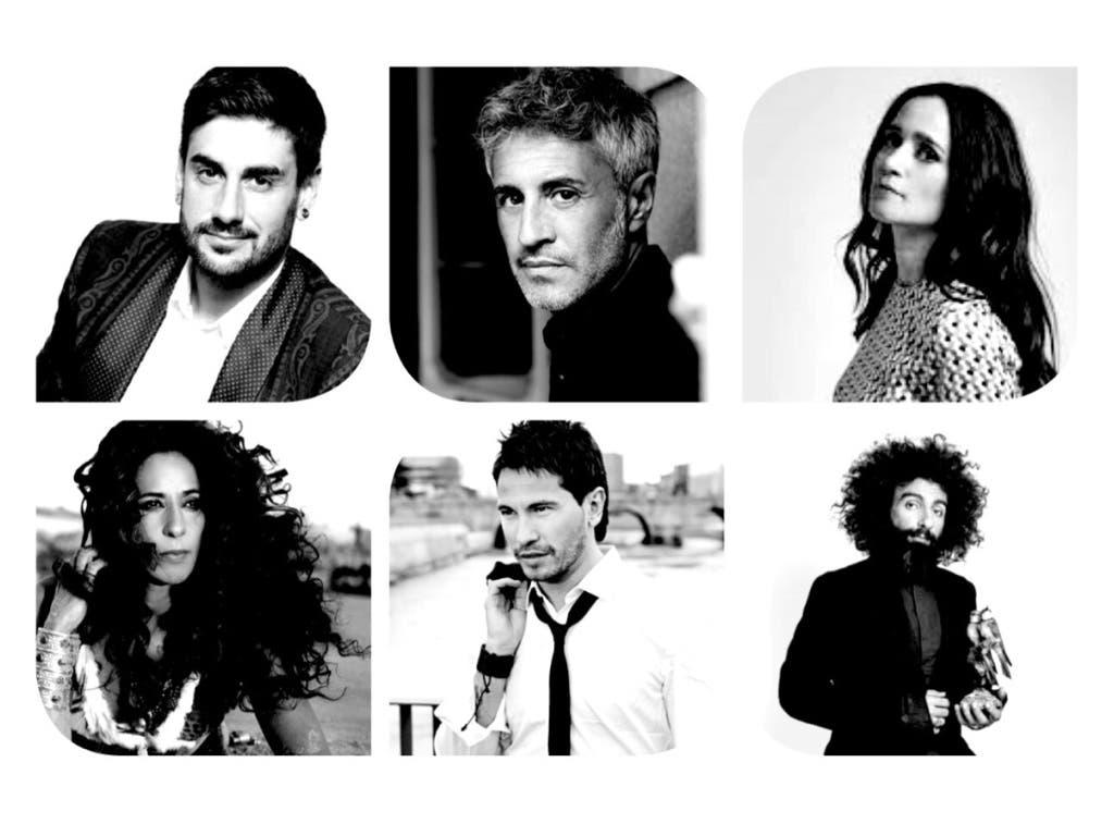 Julieta Venegas, David DeMaría, Rosario, Sergio Dalma… nuevos conciertos de pago en Alcalá