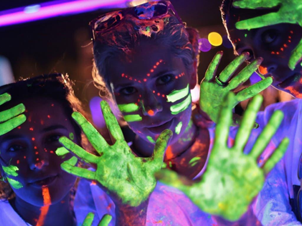 Torrejón celebra una Crazy Run el 4 de junio: deporte, diversión, música y pintura fluorescente