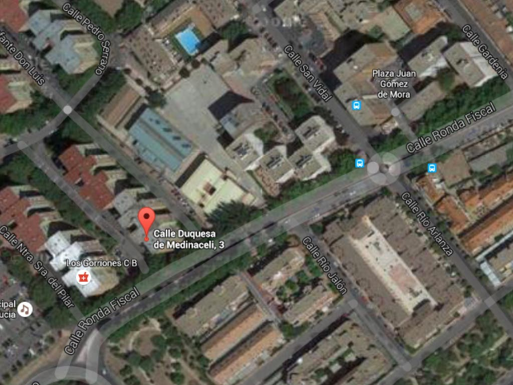 Paralizado en Alcalá el desahucio de una madre y sus cuatro hijos
