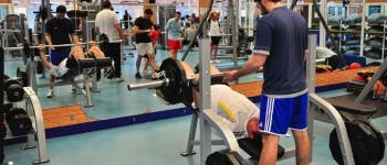 Torrejón rebaja el precio de las instalaciones deportivas como el gimnasio de la calle Londres