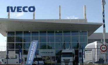 Entramos en el concesionario y taller oficial IVECO del Corredor del Henares, en Coslada