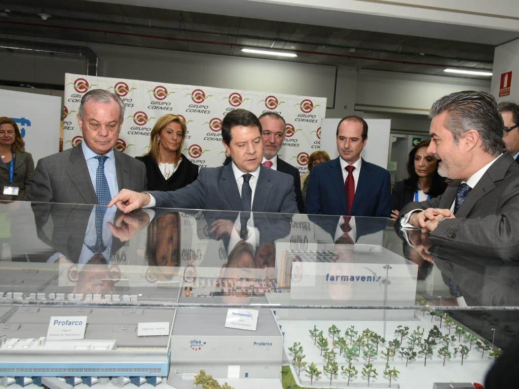 Cabanillas reúne hoy a todas las empresas de capital extranjero de Castilla-La Mancha
