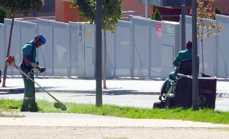 Paracuellos sanciona a la empresa de limpieza «por no hacer bien su trabajo»