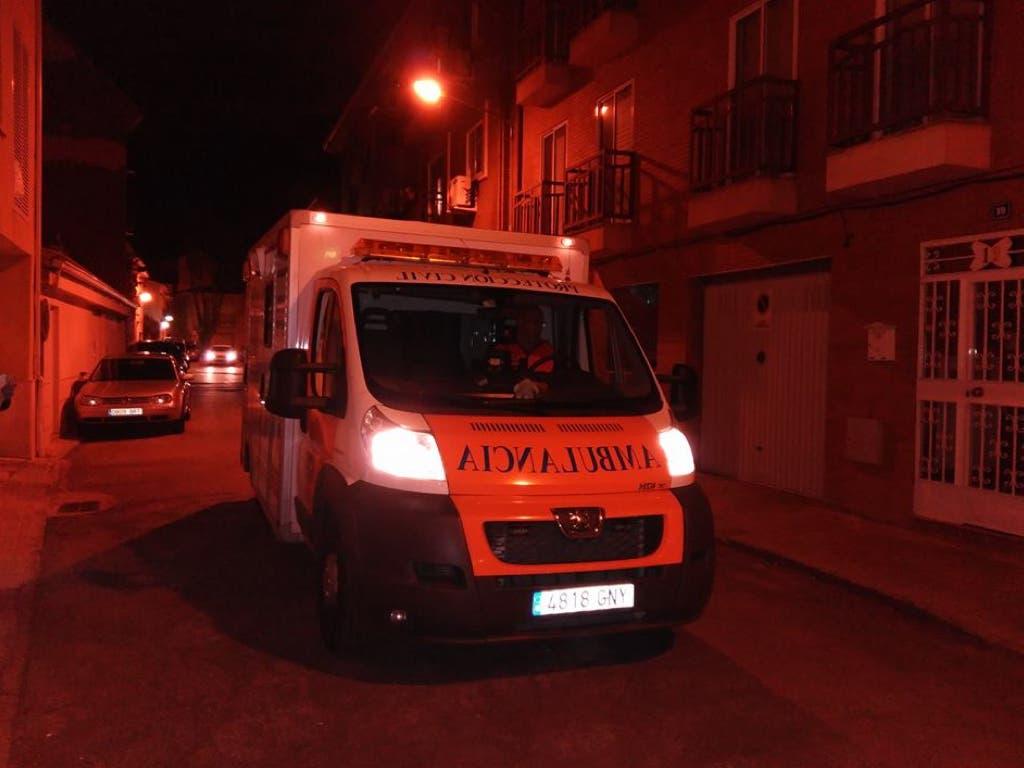 Protección Civil de Velilla ha atendido esta pasada noche el parto de una mujer en su domicilio