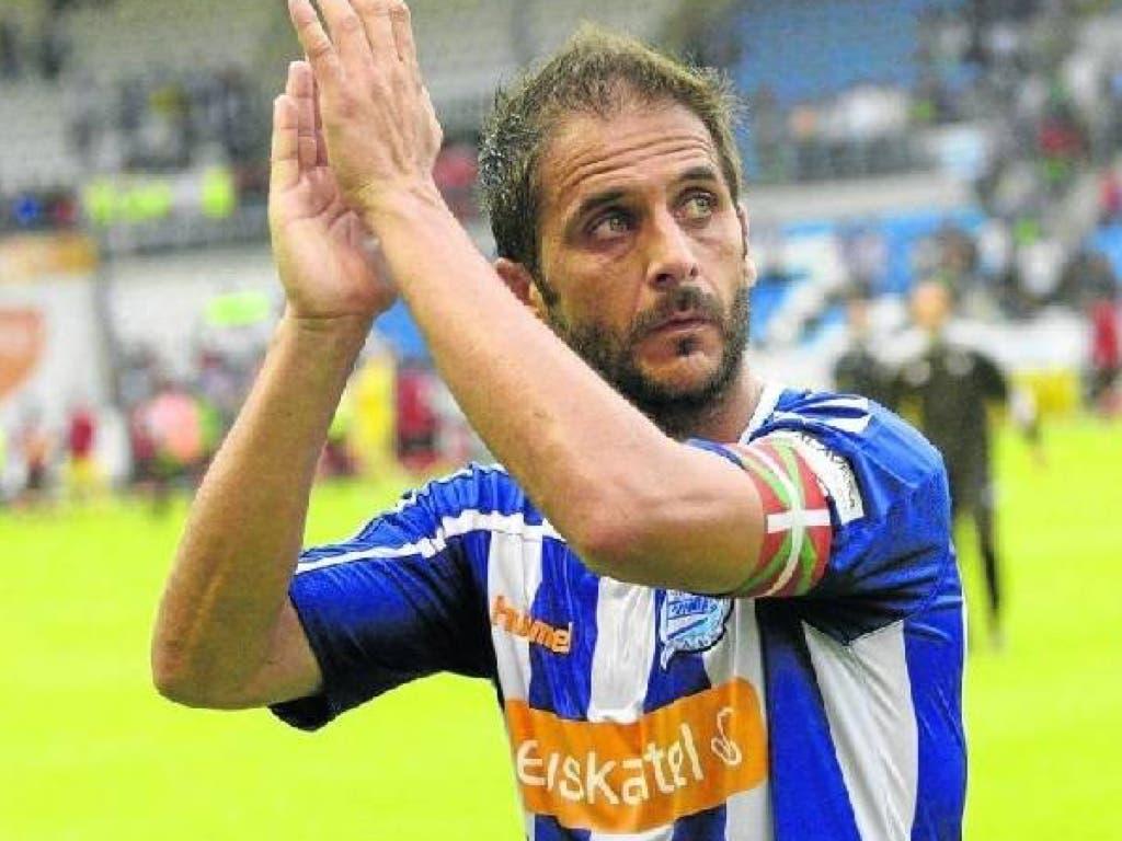 El Alavés del torrejonero Sergio Mora vuelve a Primera División diez años después