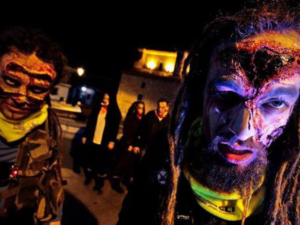 Un Carnaval muy zombie en Guadalajara