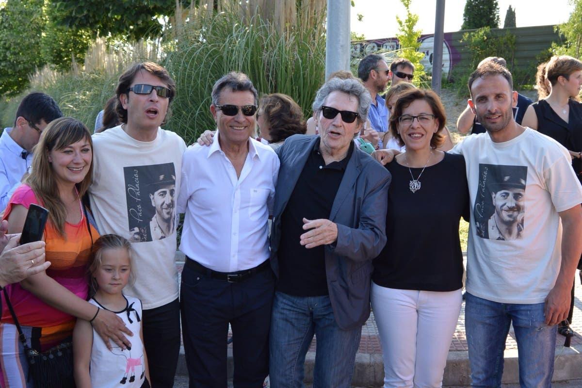 Miles de personas disfrutaron de la Fiesta de la Música en Alcalá que contó con Miguel Ríos