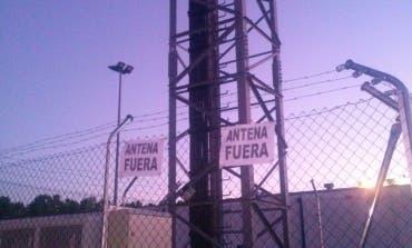 Vecinos de Coslada y San Fernando protestan este sábado contra una antena de los Barral