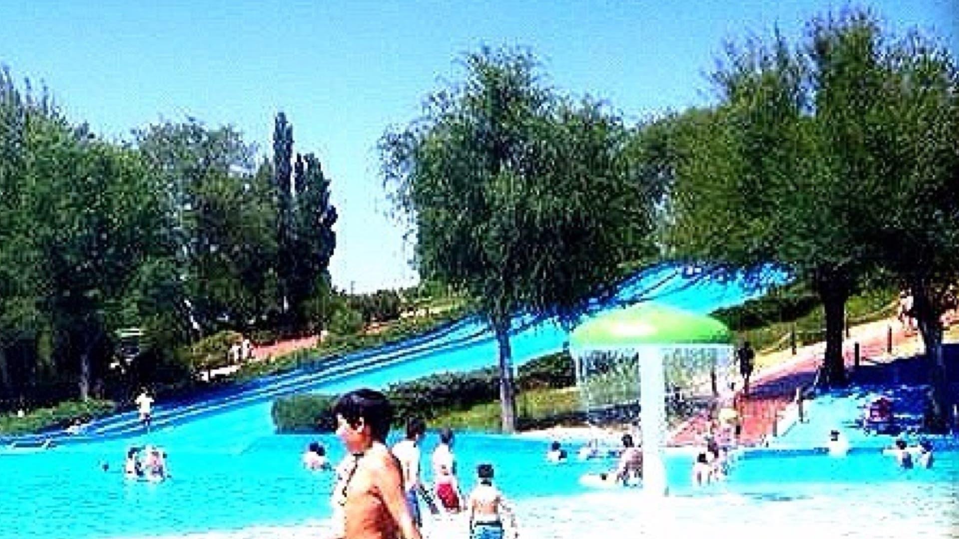 Las piscinas y los planes m s refrescantes del corredor del henares - Piscina san fernando de henares ...
