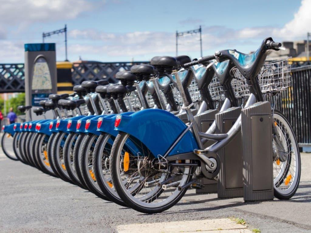 Proponen un sistema público de alquiler de bicicletas en Torrejón