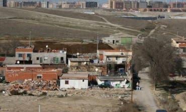 El 75% de las viviendas de la Cañada Real podrían ser derribadas