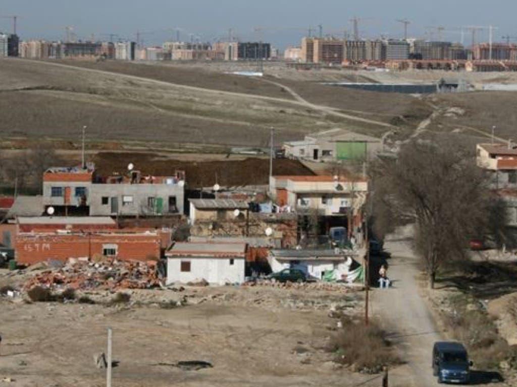 La Comunidad realojará a las familias de los poblados chabolistas de Coslada y Rivas