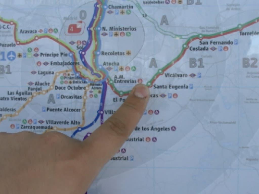 Así se ha vivido la jornada de caos en Metro y Cercanías en las líneas del Corredor del Henares