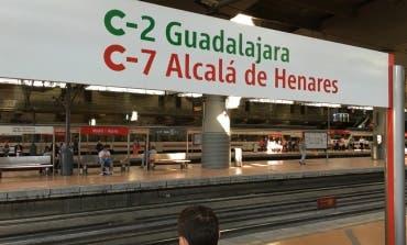 Adif realiza trabajos de mantenimiento en las líneas C-2 y C-7