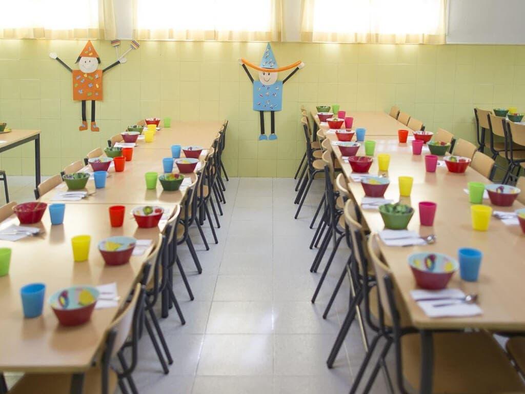 La Comunidad de Madrid publica los precios del menú escolar para el curso que viene
