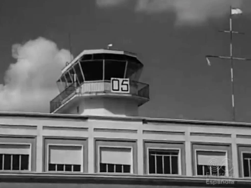Nuevo Aeródromo de Torrejón… Así lo contaba el NO-DO en 1954