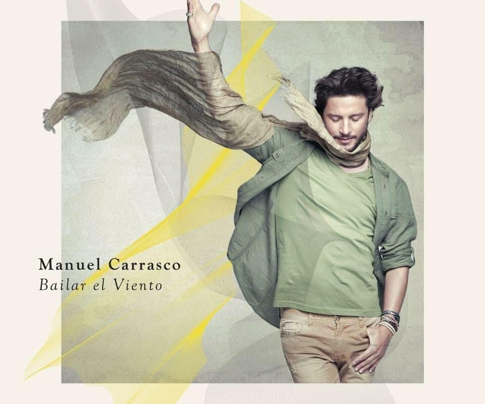 Manuel Carrasco actuará en las Ferias de Alcalá