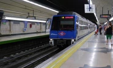 Interrumpida la línea 9 de Metro entre Puerta de Arganda y Valdebernardo por avería