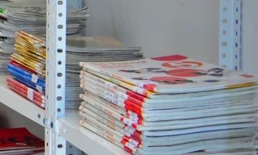 Abierto el plazo para donar libros de texto en Torrejón
