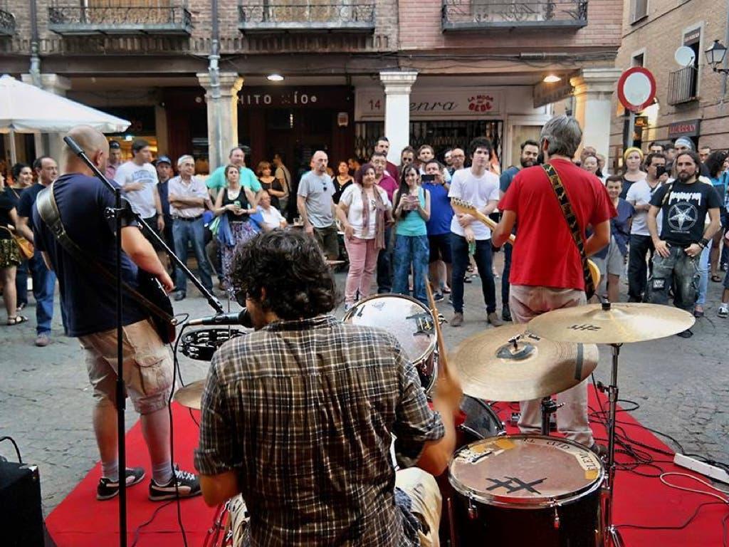 Alcalá celebra este fin de semana la Fiesta de la Música con más de 80 conciertos en la calle