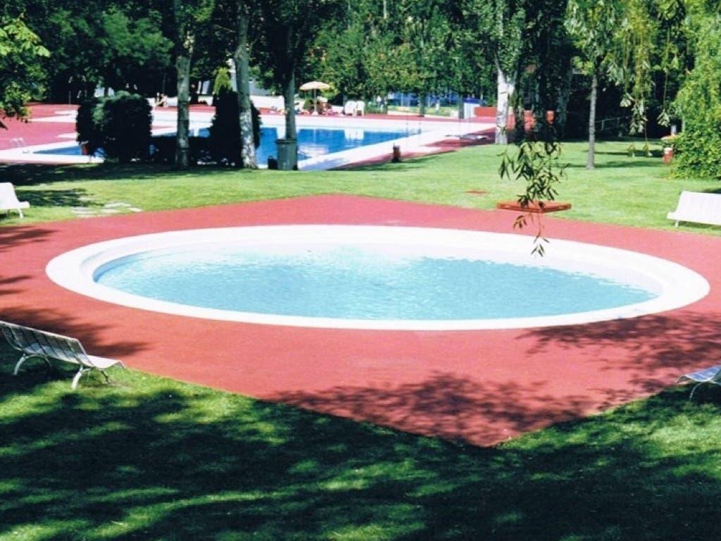 Piscina de San Roque en Guadalajara