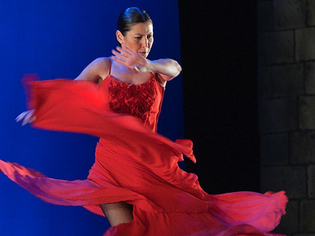 Sara Baras llega este viernes a Guadalajara con todas las entradas agotadas