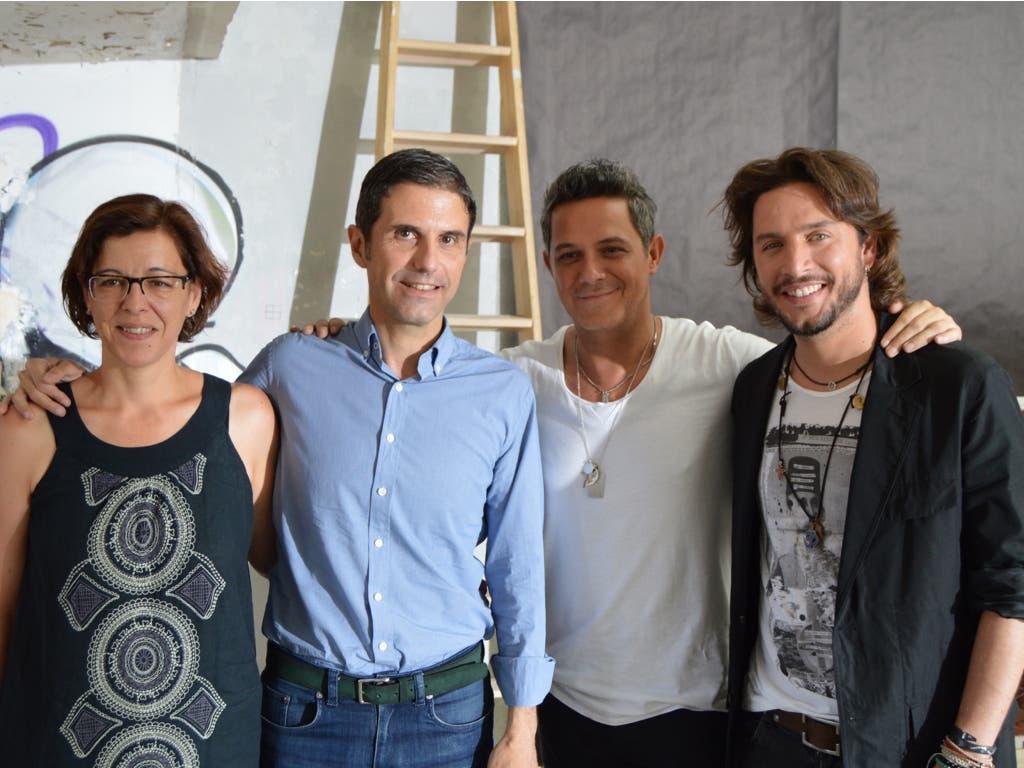 Telecinco graba en Alcalá de Henares el spot de la nueva edición de La Voz
