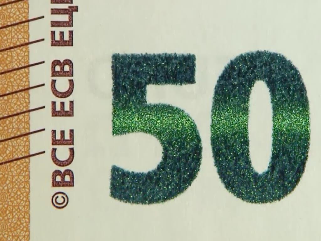 Así es el nuevo billete de 50 euros, a prueba de falsificaciones