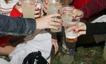 Uno de cada cuatro menores madrileños se da atracones de alcohol
