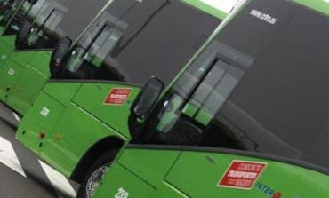Se refuerza el servicio de autobuses en el Corredor del Henares