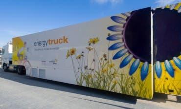 El Energytruck llega a Alcalá de Henares y Torrejón de Ardoz
