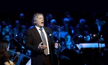 Suspendido el concierto de Francisco en Alcalá por la escasa venta de entradas