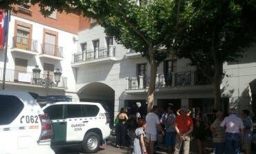 La Guardia Civil registra el Ayuntamiento de Torrejón