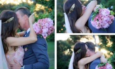El torrejonero Guti se casa en secreto con Romina Belluscio