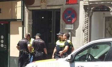Muere el dueño del hostal del centro de Madrid apuñalado por un huésped
