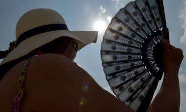Primera gran ola de calor del verano con hasta 39 grados en el Corredor del Henares