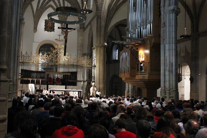 TVE retransmitirá la misa del Día de Santiago desde la catedral de Alcalá