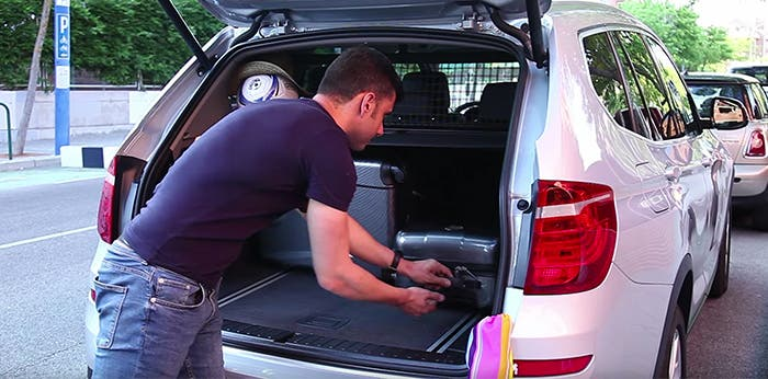7 consejos para colocar bien el equipaje por el bien de tu seguridad