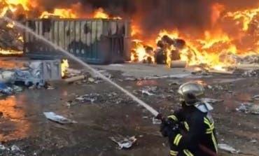La posible causa del incendio de Arganda