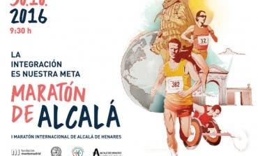 Alcalá prepara su primera Maratón Internacional
