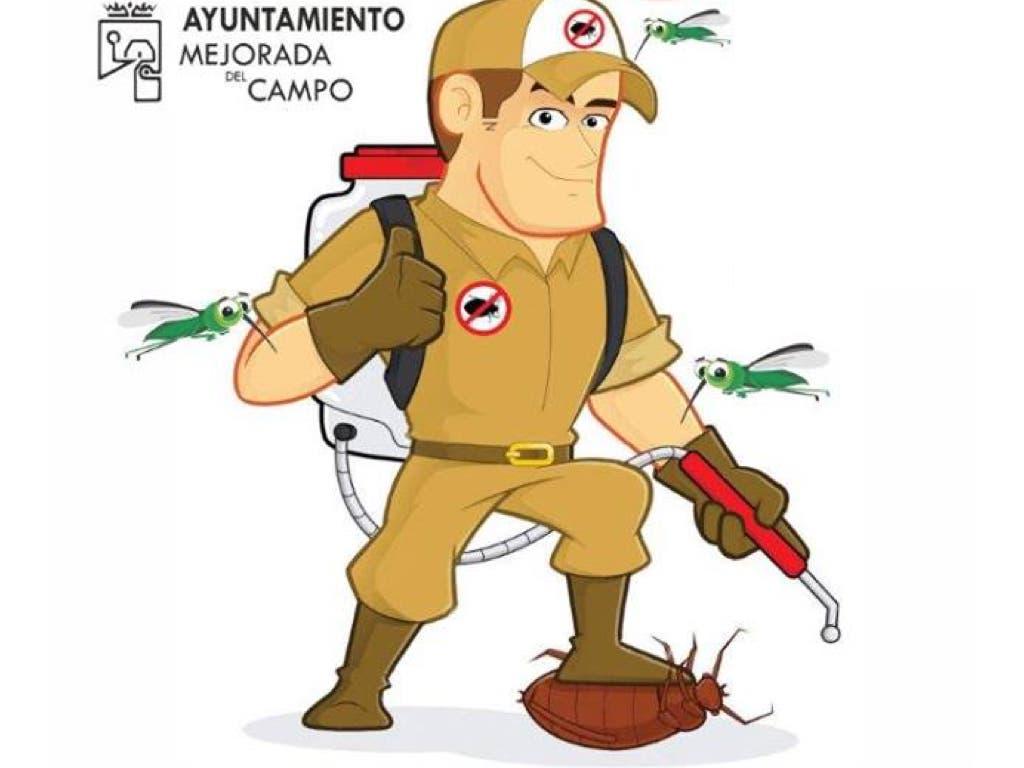 Mejorada del Campo comienza a fumigar contra los mosquitos