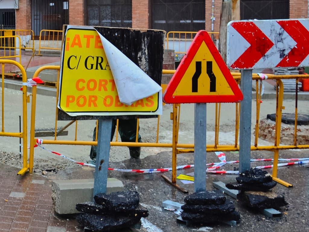 Torrejón renovará aceras, pintará colegios y señalizará el asfalto en distintos barrios