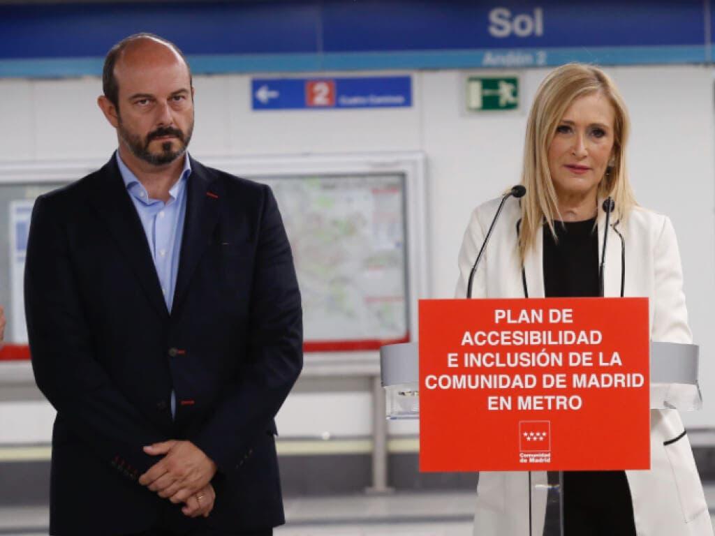 Pedro Rollán será el nuevo consejero de Medio Ambiente
