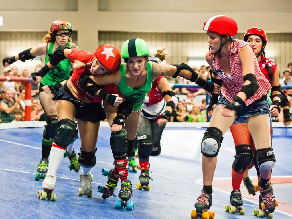 Coslada alberga este sábado el primer campeonato de España de Roller Derby