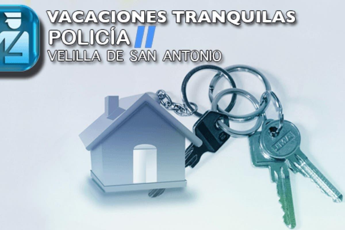 La Policía de Velilla custodia las llaves de sus vecinos mientras están de vacaciones
