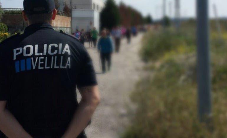 Dos personas detenidas tras robar un bolso al descuido en Velilla de San Antonio