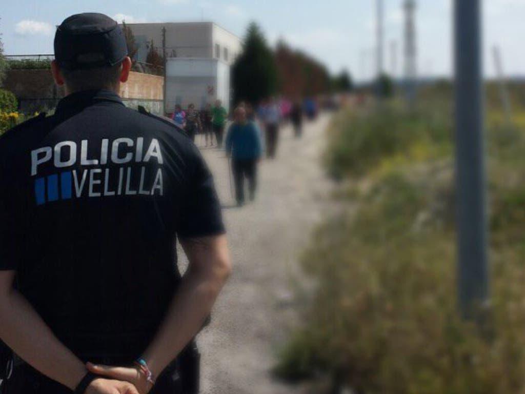 Velilla impone sanciones desde 601 euros por abandonar un vehículo en la calle