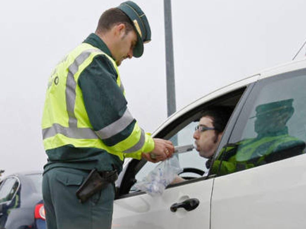 Comienza una operación especial de Tráfico con 25.000 pruebas diarias de alcohol y drogas