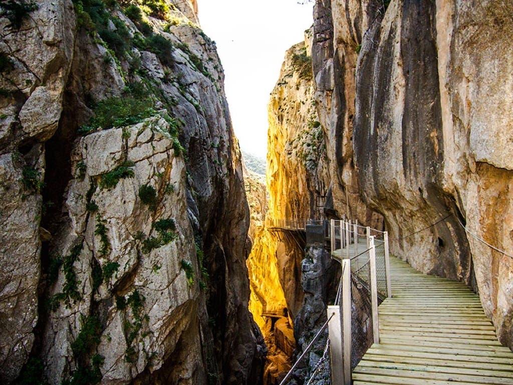 Camino del Rey, Málaga